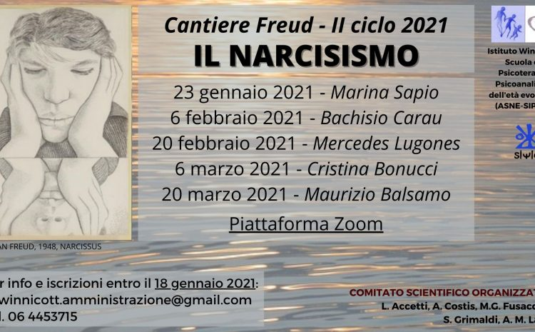 Cantiere Freud – Il Narcisismo