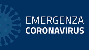 Avviso emergenza Covid 19